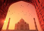 Agra Day Tour with Taj Mahal Sunrise and Sunset