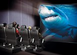Antalya Aquarium and XD Cinema Combo Ticket with Transfer Upgrade