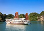Halong Legacy Legend Cruise 2 days & 1 night: Visiting Halong Bay & Lan Ha bay
