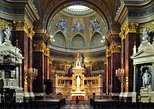 Budapest St Stephen's Basilica Organ Concert with Optional Danube River Dinner Cruise