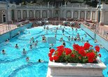 Behind-the-Scenes Gellért Thermal Bath Tour and Admission