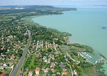 Budapest-Lake Balaton Scenic Flight by Private Plane