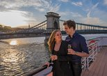 Sunset Cocktail Cruise on River Danube