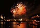 Budapest Firework Cruise Including Open Bar and Optional Dinner