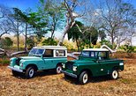 Full-Day Expedition To Uxmal & Ride In A Vintage Land Rover - Gray Line Yucatan