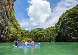 Full-Day James Bond Island & Canoe & Phang Nga Bay by Speedboat from Phuket