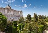 Royal Palace of Madrid 1.5-Hour Guided Tour Optional Prado Museum Combo