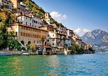 Guided Walk from Lugano to Gandria promoted by Lugano Region - return by boat