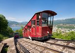Monte Brè Tour from Lugano by funicular and Boat