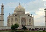 2-Day Private Tour of Agra incl Taj Mahal, Fatehpur Sikri & Agra Fort from Delhi
