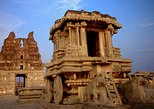 Private Custom Tour: Hampi & Hospet Sightseeing with Guide