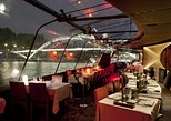 Bateaux Parisiens New Years Eve Seine Cruise 6-Course Gourmet Dinner, Live Music