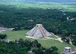 Chichen Itza Day Trip by Plane: Private
