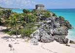 Combo Tour: Exclusive Early Access to Chichen Itza and Tulum Ruins with Guide