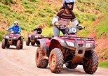 Excursão de quadriciclo ATV a Moray Maras e minas de sal de Cusco. Cusco, PERU