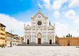 Uffizi, Accademia and Santa Croce With City Walking Tour