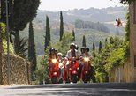 Full Day Tuscany Vespa Tour with Lunch from Florence