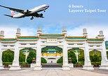 6-Hour Layover Ultimate Taipei City Tour