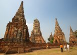 Ayutthaya Ancient City by Train