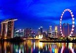 Singapore Hop-On Hop-Off Night Tour