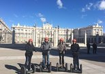 Old city and Madrid río by segway