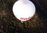 Ballonfahrt im Heißluftballon über dem Nationalpark Sierra de Guadarrama