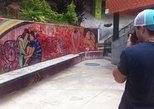 Sensational Street Art tour in Bogota