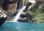 Bassin Bleu waterfalls adventure in Jacmel from PAP Haiti