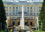 1-day Private Shore Excursion in St Petersburg with Hermitage & Peterhof