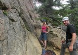 Rock Climbing on Turnagain Arm