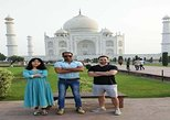 Asia - India: Private Half Day Tour of Taj Mahal and Agra Fort