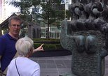 talk-walk front and centre guided walking tour of public art and sculpture