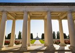 Private Tour: WWI Canadian Battlefields Including Thiepval Memorial, Beamont-Hamel, Vimy Ridge and Last Post Ceremony in Ypres from Brussels