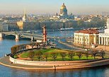1 day St-Petersburg Private Luxury Shore Excursion