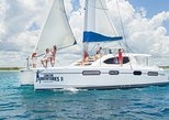 Luxury Sailing and Snorkeling in the Riviera Maya, Including Lunch