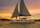 Luxury Sunset Sailing Cruise in the Riviera Maya