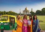 Agra Tour With Taj Mahal, Agra Fort & Mehtab Bagh by Tuk tuk