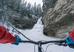 Fatbike Frozen Waterfall Tour