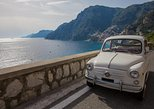 Private Tour: Amalfi Coast Day Trip from Naples by Vintage Fiat 500 or Fiat 600