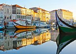 Half Day Aveiro and Costa Nova Small-Group Tour with River Cruise from Porto