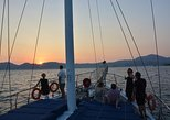 Sunset Gulet Cruise Include Dinner and Shopping from Marmaris
