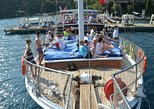 Adult Only VIP Gulet Cruise in Marmaris Coastline