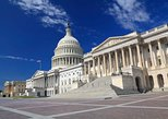 USA - New York: Washington DC One Day Tour from New York City with US Capitol upgrade