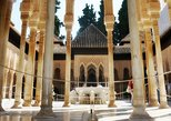 Alhambra and Generalife guided tour. Premium small group in English.