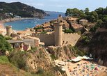 Costa Brava Coast Path Hiking and Tossa de Mar