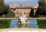 PITTI PALACE AND ITS GARDENS (BOBOLI & BARDINI)