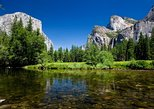 Yosemite One Day Trip by Train and Bus in Park 5 Hours