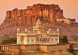 5 Days Heritage Triangle Tour -Jaipur-Jodhpur-Udaipur