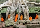 Asia - Cambodia: Angkor Wat Excursions with Khmer Lunch and Entrance fee