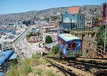 South America - Chile: Coastal Viña del Mar and Historic Valparaiso from Santiago